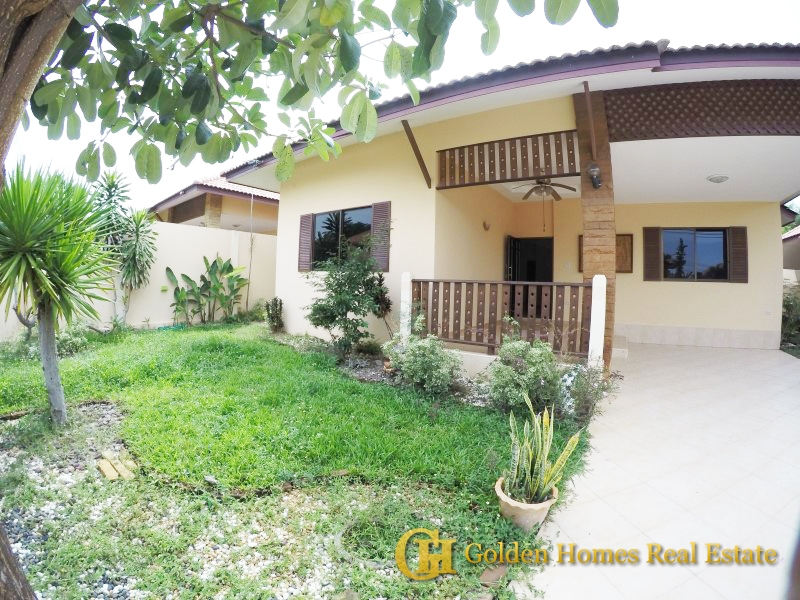 Pattaya Paradise Village, House For Sale in Pattanakarn Road